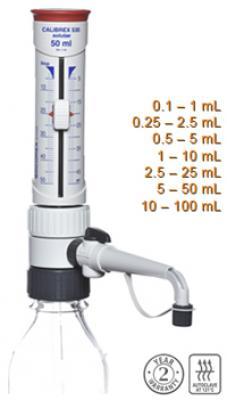 530.100 Calibrex Solutae 10 - 100 ml