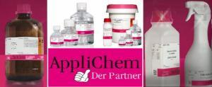AppliChem 121677.1211 Sodium di-Hydrogen Phosphate 2-hydrate for analysis 1 kg