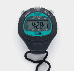 ISOLAB 055.02.001 Stopwatch Electronic