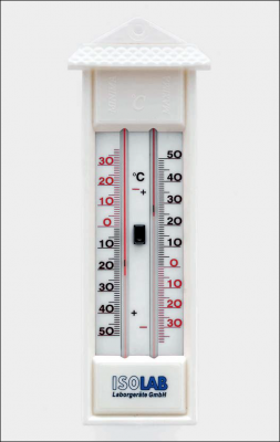 ISOLAB 059.03.001 Thermometer Maximum & Minimum
