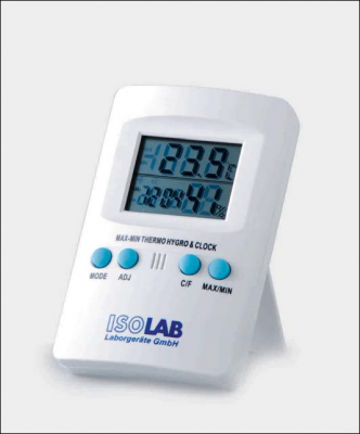 ISOLAB 060.03.001 Thermohygrometer Desktop