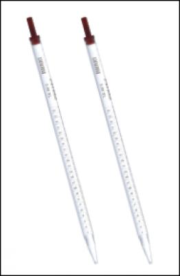 Iwaki 7002-002 Serological Pipette 2 ml Sterile Individually Wrap Pack of 50