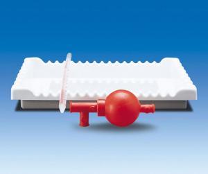 Vitlab 80996 Pipette tray, PVC