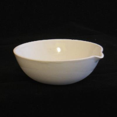 WHI-20104 SCRC Evaporating Dish, Porcelain 75 ml