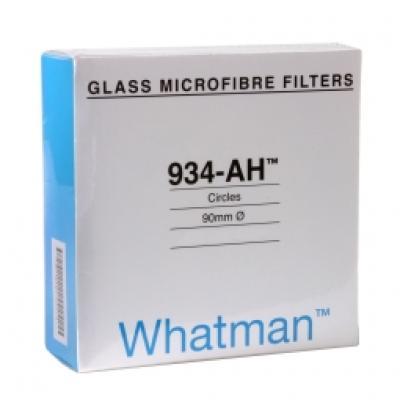 Whatman 1827-090 Grade 934AH Circles, 90mm 100/pk