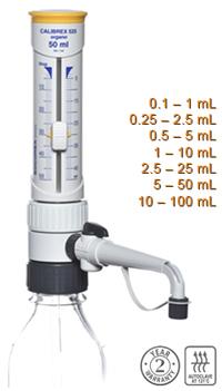 525.050 Calibrex Organo 5 - 50 ml