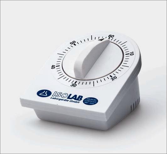 ISOLAB 055.03.001 Timer Mechanical