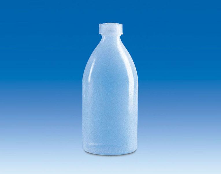Vitlab 138593 Narrow-mouth bottles PE-LD Vol 250 ml