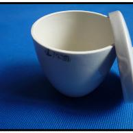 WHI-20098 SCRC Crucible with lid Porcelain 50 ml